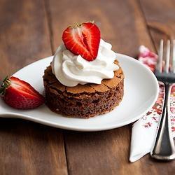 Chocolate Mochi Cake | Sweet & Delicious | Pinterest