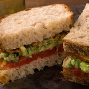 any #vegan sandwich with this Herbed Avocado Spread from Chow. Avocado ...