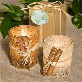 homemade fall wedding favor ideas tawnies wedding ideas Pinterest