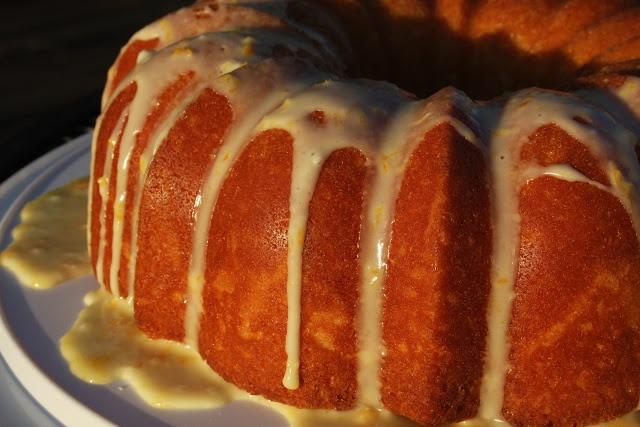 Orange Bundt Cake | Just Desserts | Pinterest