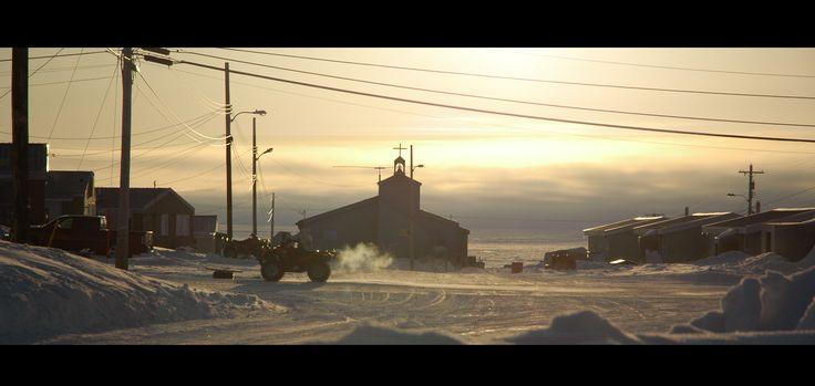 daylight hours in nunavut