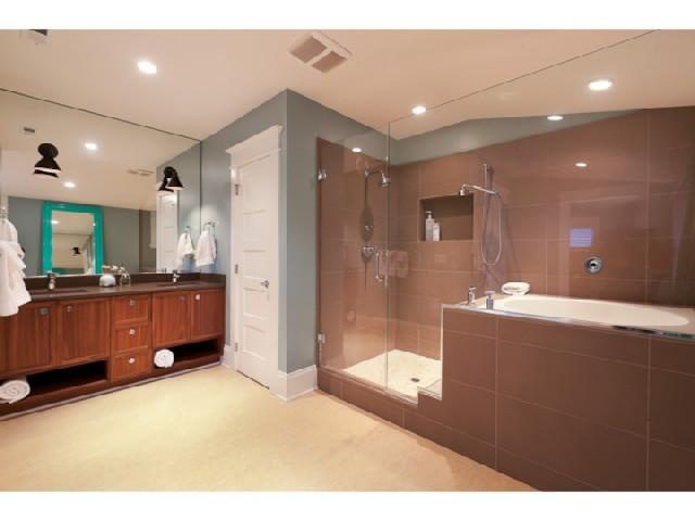 Master Shower With Japanese Soaking Tub Bathrooms Pinterest