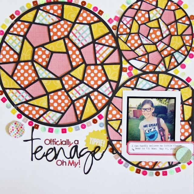 Like a Lemon to a Lime and Lime to a Lemon: a teenager!