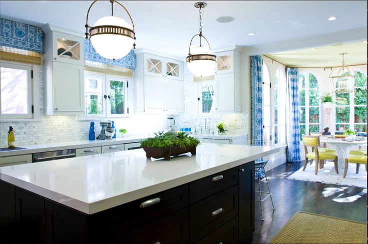 Pin by debbie rose on kitchen pinterest - Elle decor kitchens ...