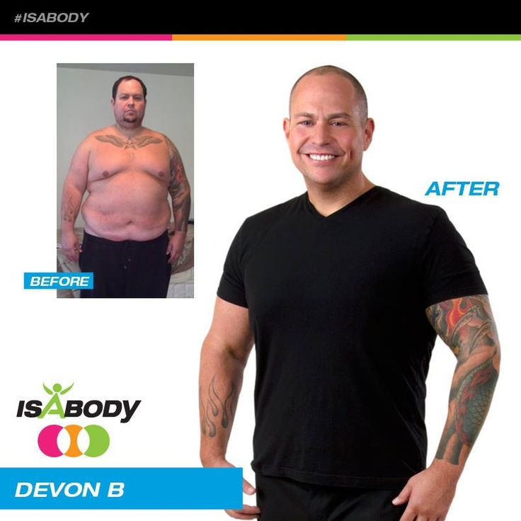 Isagenix Success Story: What's the best part about the Isabody Challenge? The results you get from completion. Amazing job Devon! #beforeafter