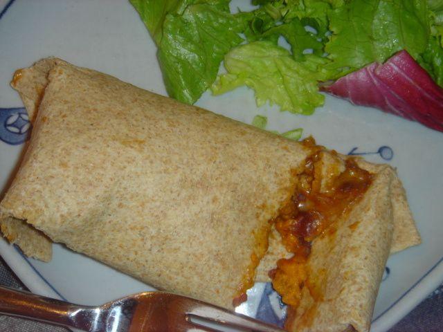 ... Recipe of the Week: Addictive Sweet Potato Burritos | Food | Pinterest
