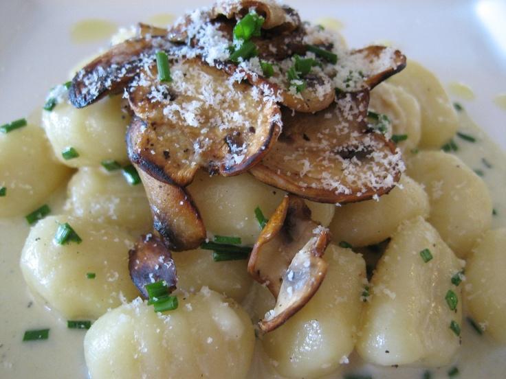 Gorgonzola Gnocchi | Food | Pinterest