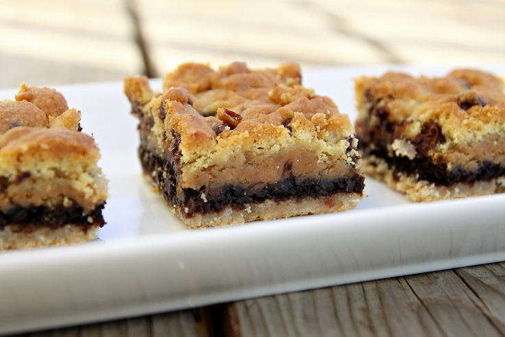Motherlode Layered Cookie Bars: Sugar Cookie, Double Chocolate Chip ...