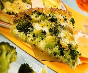 Broccoli & Cheddar Frittata | Frittata/Stratta | Pinterest