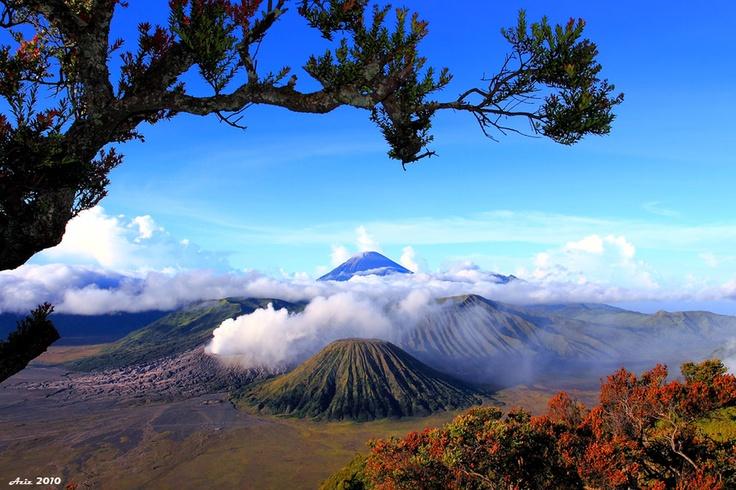 Monte Bromo posti più belli del mondo