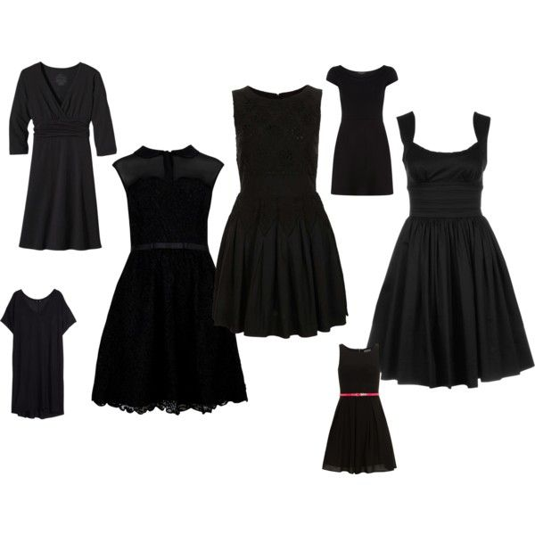 """Little Black Dress: Style Dial #2"" by nadam1 on Polyvore"
