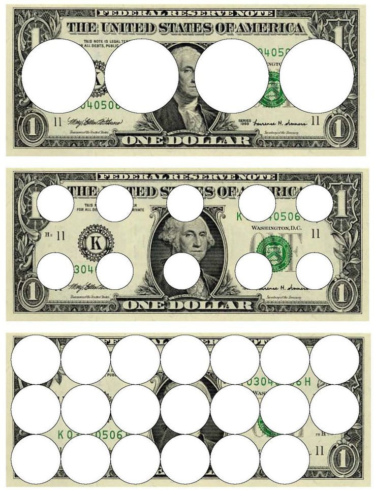 put the coins to make the equivalent of the paper money - neat idea! - she has the printable on her blog