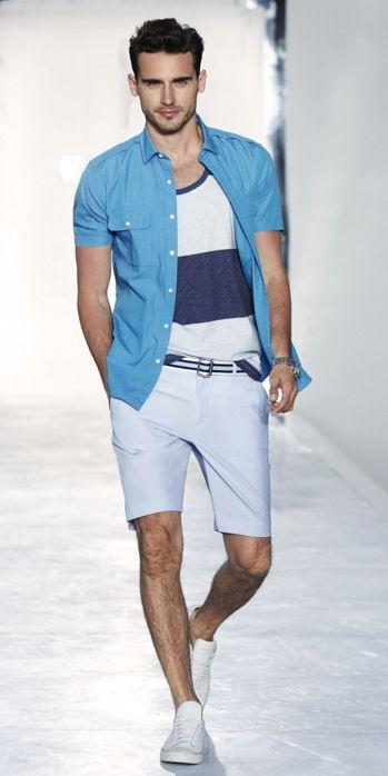 Summer Men 39 S Fashion 2013 Pinterest