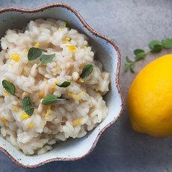 Meyer Lemon Risotto   Side Dishes   Pinterest