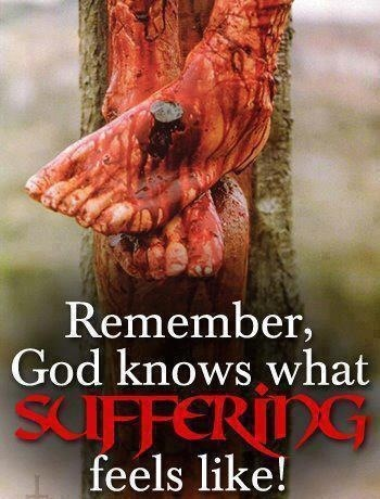 how suffering strengthens our faith in god Scripture catholic  through faith, suffering brings about hope in god and, through endurance, salvation  establish and strengthen us god promises us that our.