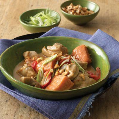 African Chicken Peanut Stew | Recipe