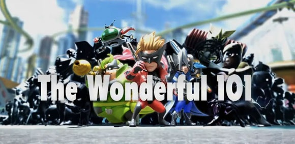 101 Characters To Combine Into Something - The Wonderful 101 #Trailer