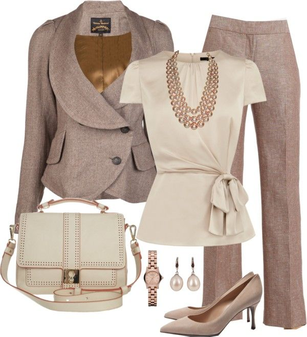 6. Job interview outfit: this outfit is formal for any job interview. This outfit looks classy! It's can be worn either way! With out without the jacket.