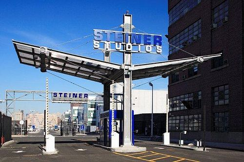 Q With Doug Steiner    Steiner Studios expanding not only its property but the opportunities available to film students with of Brooklyn College's Graduate School of Cinema.