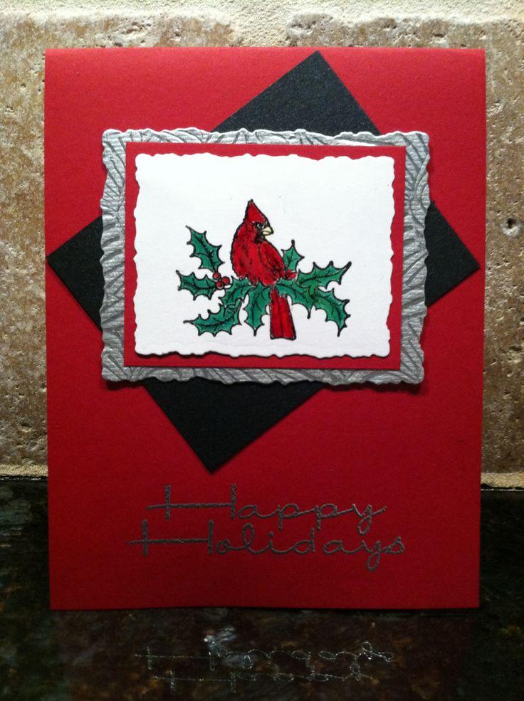 christmas card card ideas holiday pinterest