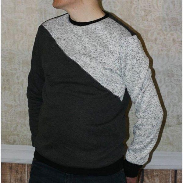 Pullover Creator: T-shirt Schnittmuster Herren Kostenlos