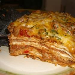 burrito pie | foods | Pinterest