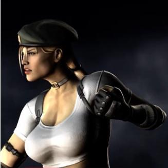 image Sexy mortal kombat cosplayer slideshow