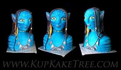 Avatar Cake