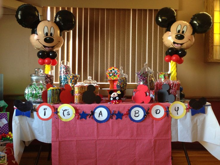 mickey mouse theme baby shower hayley 39 s baby shower ideas xx pint