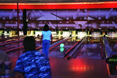 Bowling Alley In Panama City Beach Florida