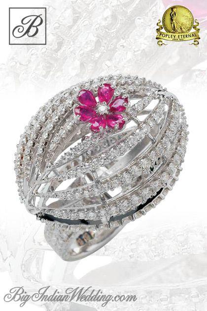 Popley Eternal wedding ring