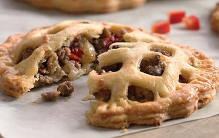 savory pies | Freezer Meals | Pinterest