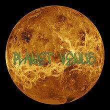 essay on the planet venus