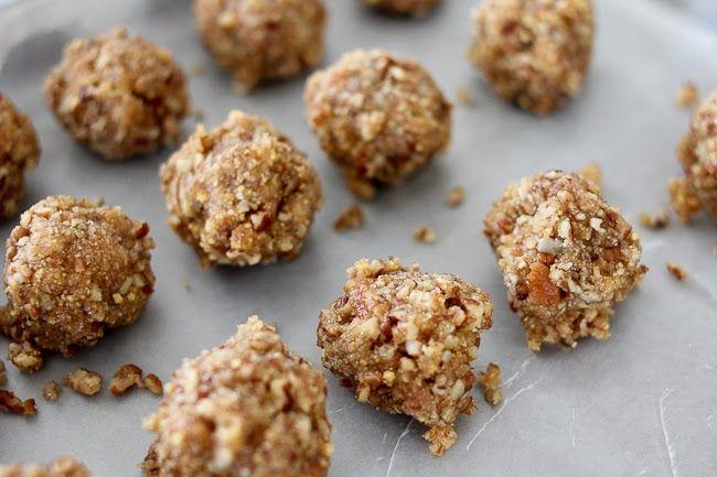 pecan pie truffles | Sweets | Pinterest