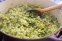 Arroz Verde - Mexican green rice