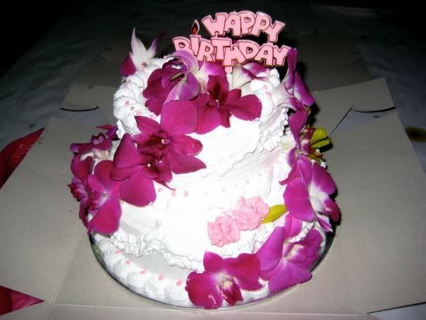 Birthday Cake With Beautiful Flowers Image Inspiration of Cake and