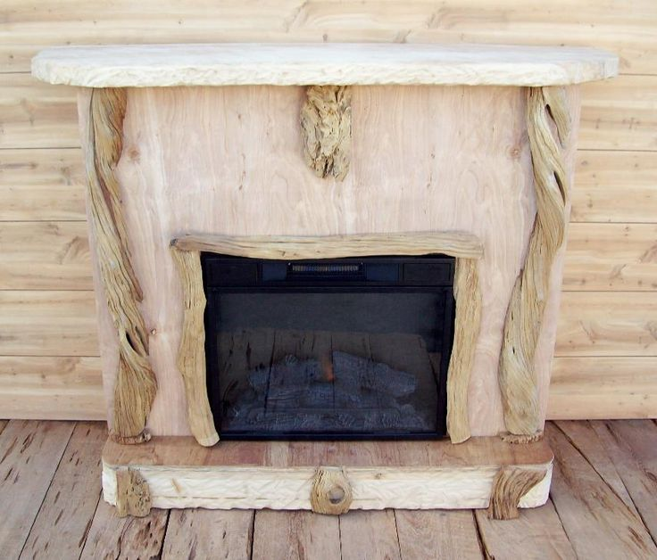 Driftwood Fireplace Mantle Driftwood Here I Come Pinterest