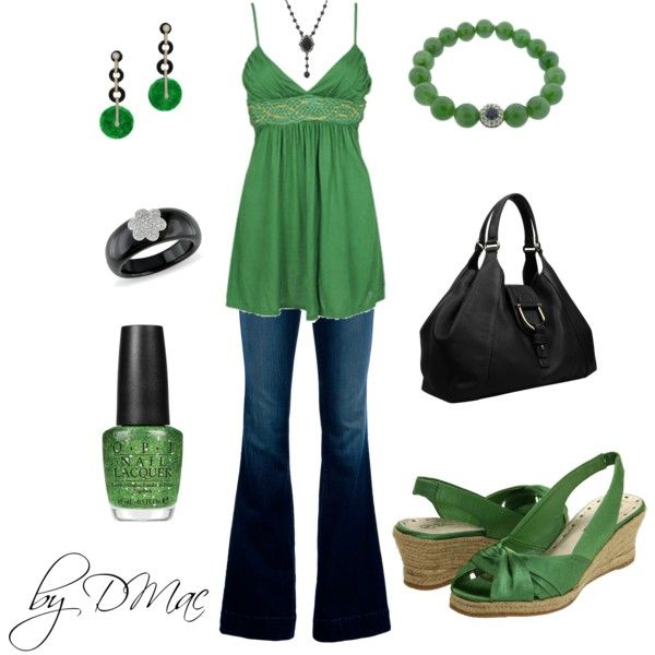 Green and Black :)