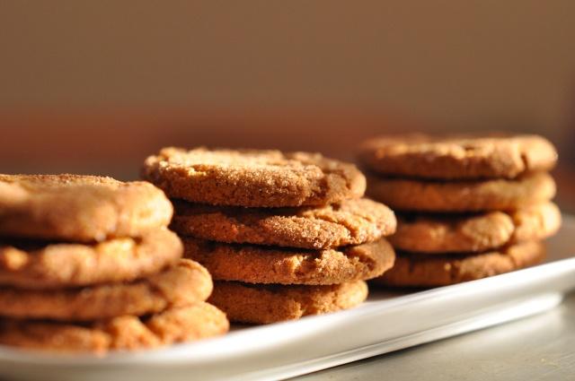 Cinnamon Sugar Cookies   Bon appétit !   Pinterest
