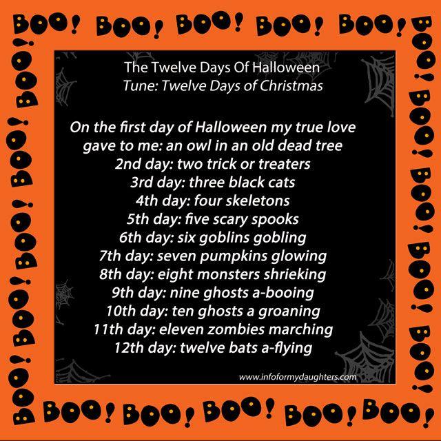 Halloween Songs To Christmas Tunes