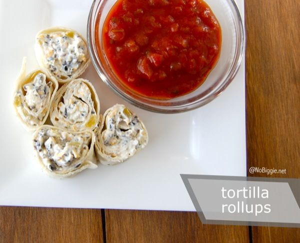 Tortilla Rollups | Cinco de Mayo....Get Your Fiesta On!!! | Pinterest