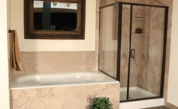 Tub Shower Combo For Master Bath Home Decorating Ideas Pinterest