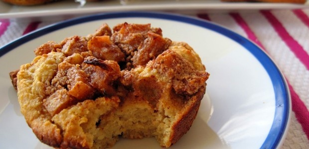 Thanksgiving Morning: Apple Fritters | Recipe