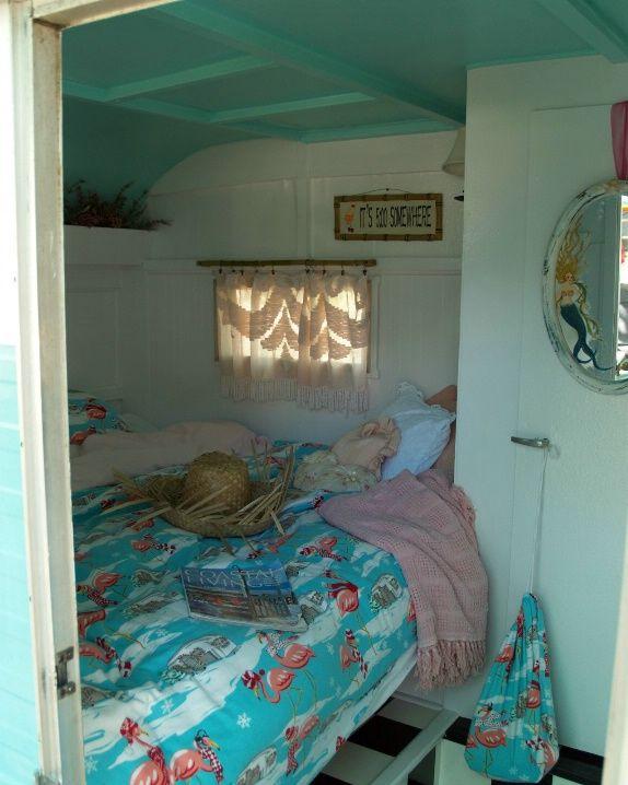 Small RV Interior