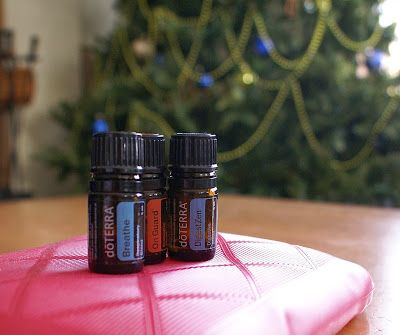 Doterra essential oils blends for sore throat and sinus congestion