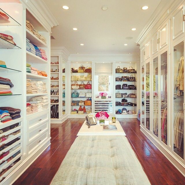 Yolanda Foster 39 S Closet RHOBH House Stuff Pinterest