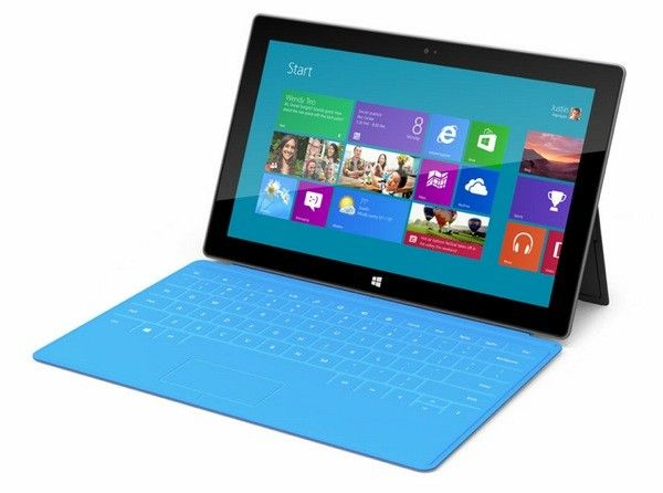 This is the iPad Killer: Microsoft reveals its own Windows 8 tablet meet the new Surface for Windows RT