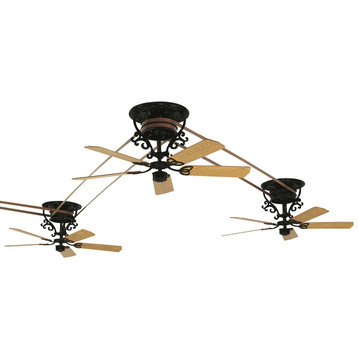 Belt and pulley fan system cool stuff to buy pinterest - Ceiling fan pulley system ...