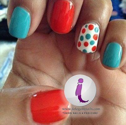 by iElegant Nails Salon & Pedicure Spa Bellevue l Green Bay l Dep