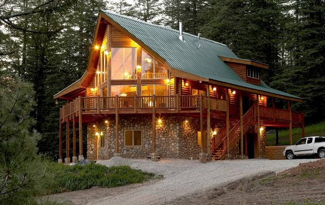 Log Cabin Nice Joy Studio Design Gallery Best